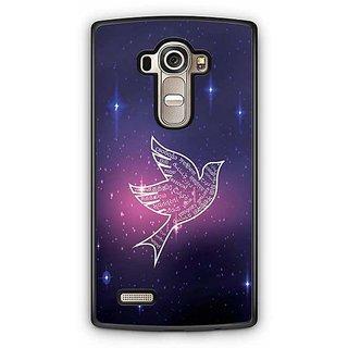 YuBingo Flying Starry Designer Mobile Case Back Cover for LG G4