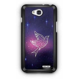 YuBingo Flying Starry Designer Mobile Case Back Cover for LG L90