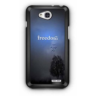 YuBingo Freedom   Designer Mobile Case Back Cover for LG L90