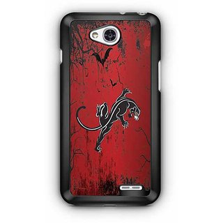 YuBingo Wild Instincts Designer Mobile Case Back Cover for LG L90