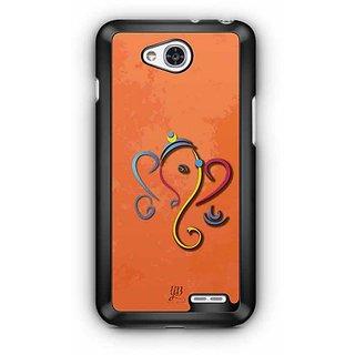 YuBingo Ganesha Designer Mobile Case Back Cover for LG L90
