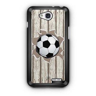 YuBingo Football Designer Mobile Case Back Cover for LG L90