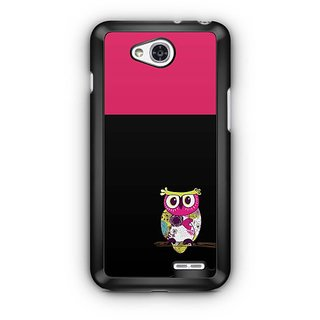 YuBingo Lovely Owl Designer Mobile Case Back Cover for LG L90