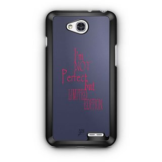 YuBingo I'm a Limited Edition Designer Mobile Case Back Cover for LG L90