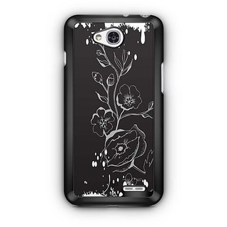 YuBingo Lovely Flowers Designer Mobile Case Back Cover for LG L90