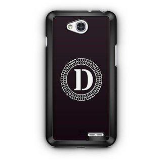 YuBingo Monogram with Beautifully Written letter D Designer Mobile Case Back Cover for LG L90