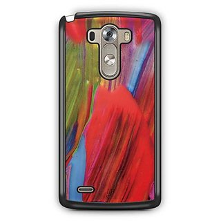 YuBingo Rainbow Designer Mobile Case Back Cover for LG G3