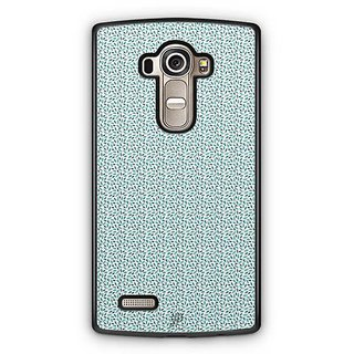 YuBingo Leafy Pattern Designer Mobile Case Back Cover for LG G4