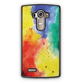YuBingo Rainbow Designer Mobile Case Back Cover for LG G4