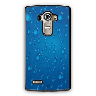 YuBingo Water droplets Designer Mobile Case Back Cover for LG G4