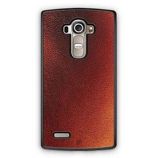 YuBingo Leather Finish (Plastic) Designer Mobile Case Back Cover for LG G4