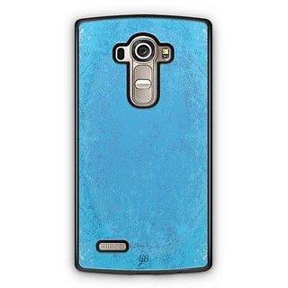 YuBingo Funky Blue Designer Mobile Case Back Cover for LG G4