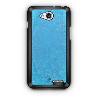 YuBingo Funky Blue Designer Mobile Case Back Cover for LG L90