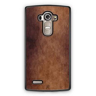 YuBingo Funky Brown Designer Mobile Case Back Cover for LG G4