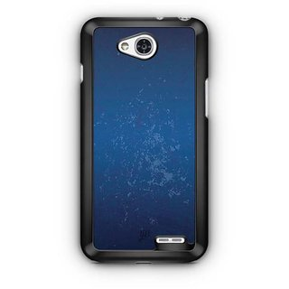 YuBingo Funky Blue Designer Mobile Case Back Cover for LG L90