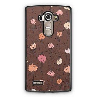 YuBingo Flowers pattern Designer Mobile Case Back Cover for LG G4