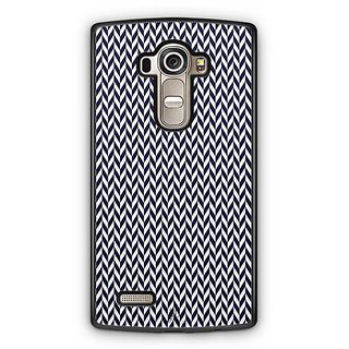 YuBingo Black arrow pattern Designer Mobile Case Back Cover for LG G4