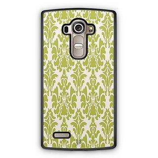 YuBingo Green Pattern Designer Mobile Case Back Cover for LG G4