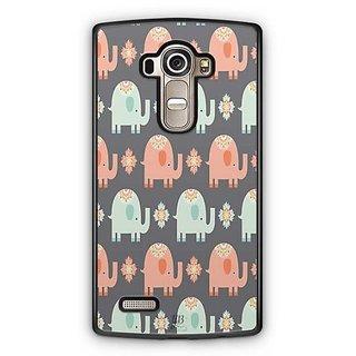 YuBingo Elephant pattern Designer Mobile Case Back Cover for LG G4