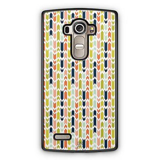 YuBingo Arrows  Designer Mobile Case Back Cover for LG G4