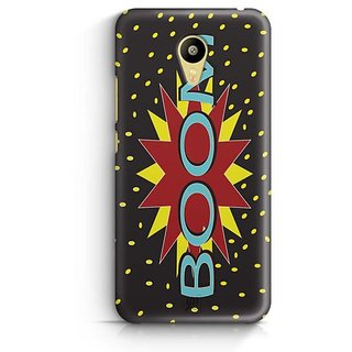 YuBingo Boom Designer Mobile Case Back Cover for Meizu M3