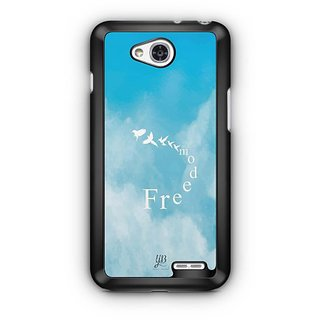 YuBingo Freedom Designer Mobile Case Back Cover for LG L90