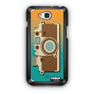 YuBingo Vintage Camera Designer Mobile Case Back Cover for LG L90