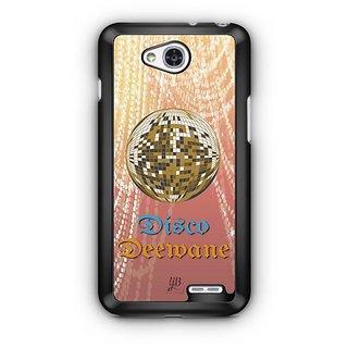 YuBingo Disco Deewane Designer Mobile Case Back Cover for LG L90