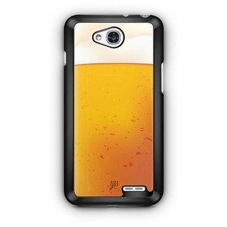 YuBingo Beer Glass Designer Mobile Case Back Cover for LG L90