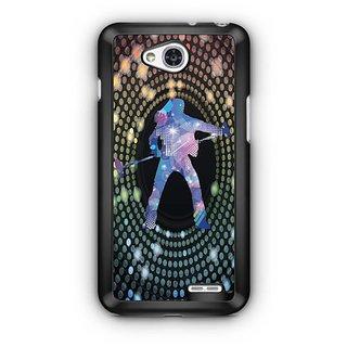 YuBingo Rock star Designer Mobile Case Back Cover for LG L90