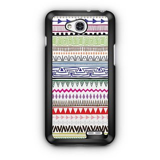 YuBingo Zig Zag Pattern Designer Mobile Case Back Cover for LG L90