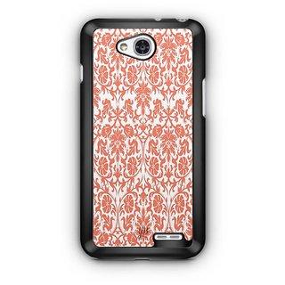 YuBingo Flowery Patterns Designer Mobile Case Back Cover for LG L90