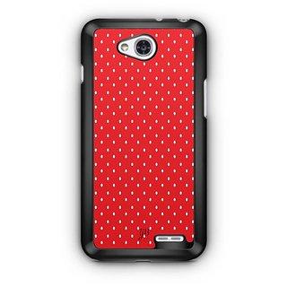 YuBingo Beautiful Dotted Pattern Designer Mobile Case Back Cover for LG L90
