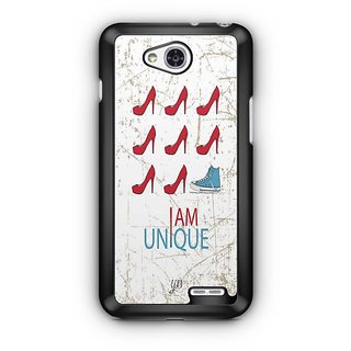 YuBingo I am Unique Designer Mobile Case Back Cover for LG L90