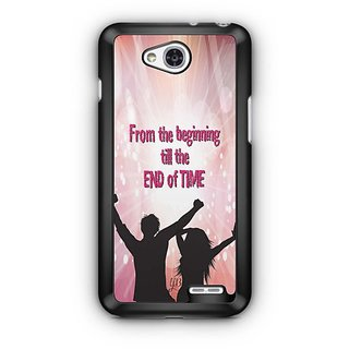 YuBingo From the beginning till the End of Time Designer Mobile Case Back Cover for LG L90