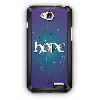YuBingo Hope  Designer Mobile Case Back Cover for LG L90