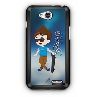 YuBingo Swag Designer Mobile Case Back Cover for LG L90