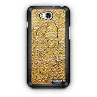 YuBingo Oil Paint Cracks Designer Mobile Case Back Cover for LG L90