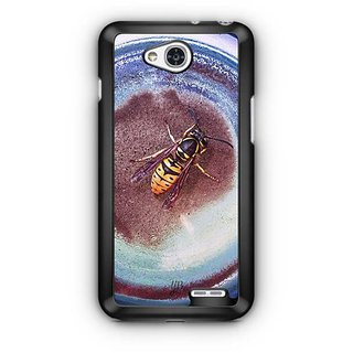 YuBingo Fly on plate Designer Mobile Case Back Cover for LG L90