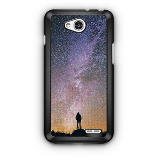 YuBingo Sparkling Light Designer Mobile Case Back Cover for LG L90