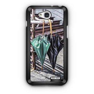 YuBingo Umbrella Designer Mobile Case Back Cover for LG L90