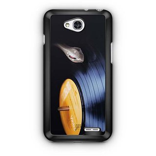YuBingo Gramophone Designer Mobile Case Back Cover for LG L90