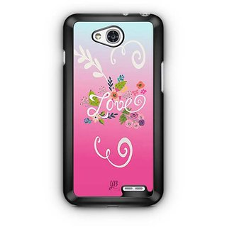 YuBingo Love Designer Mobile Case Back Cover for LG L90