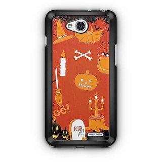 YuBingo Halloween Designer Mobile Case Back Cover for LG L90