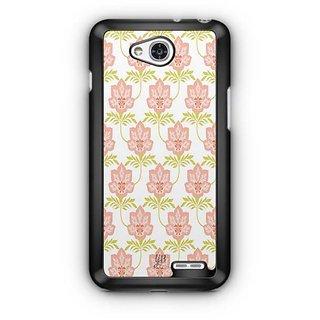 YuBingo Flowers pattern Designer Mobile Case Back Cover for LG L90