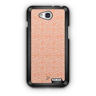 YuBingo Entangled pattern Designer Mobile Case Back Cover for LG L90