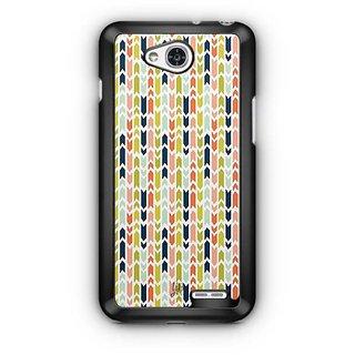 YuBingo Arrows  Designer Mobile Case Back Cover for LG L90