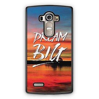 YuBingo Dream BIG Designer Mobile Case Back Cover for LG G4