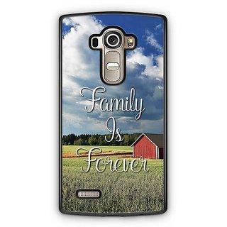 YuBingo Family is Forever Designer Mobile Case Back Cover for LG G4