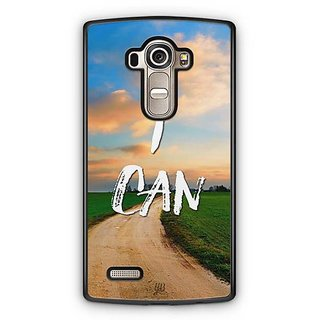 YuBingo I Can Designer Mobile Case Back Cover for LG G4